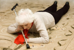 Home Care in Franklin Lakes NJ: Senior Fall Concerns