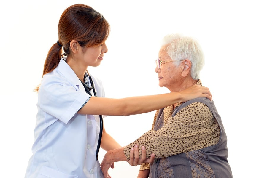 Elderly Care in Fair Lawn NJ: Senior's Joint Pain