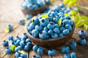 Caregiver in Ridgewood NJ: Blueberries Best Fruit to Eat