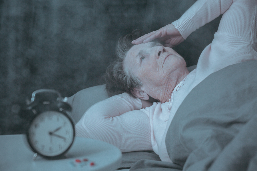 Caregiver in Franklin Lakes NJ: Night Anxiety
