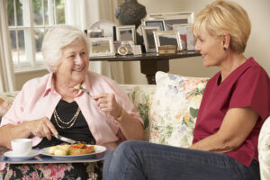 Home Care Services Ridgewood NJ - Improving Mealtimes for Those with Alzheimer's Disease
